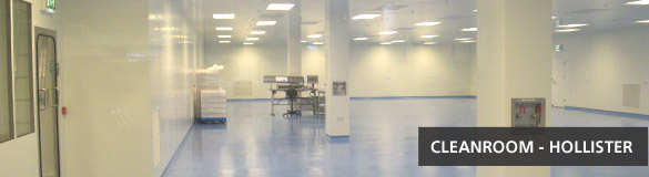 Clean Rooms & GMP Facilities